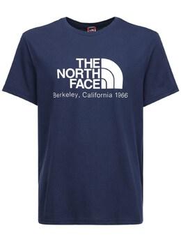 Футболка Из Смешанного Хлопка The North Face 72I0D9052-Ukcx0