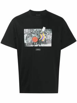 Throwback футболка Allen с короткими рукавами ALLEN