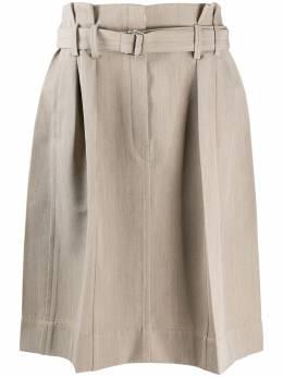 Lemaire юбка с поясом W204SK259LF528