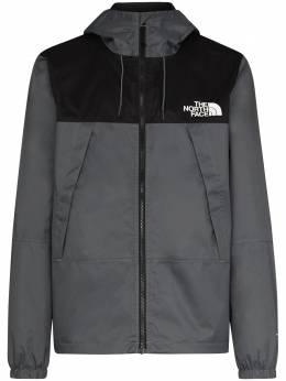 The North Face двухцветная куртка на молнии с капюшоном NF0A2S511741