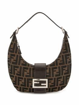 Fendi Pre-Owned сумка с узором Zucca 09163211001