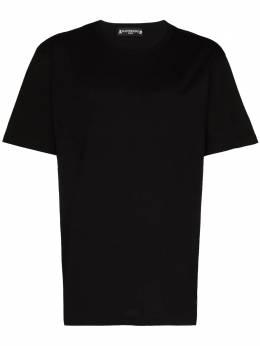 Mastermind Japan футболка с принтом на спине MW20S05TS053018