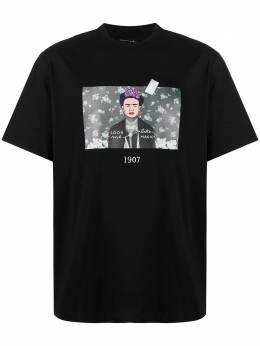 Throwback футболка с принтом Frida FRIDA