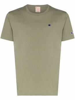 Champion футболка с вышитым логотипом 214674