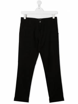 Paolo Pecora Kids брюки с пятью карманами PP2499