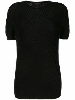 Chanel Pre-Owned футболка 1998-го года 98PP10739V0045394305