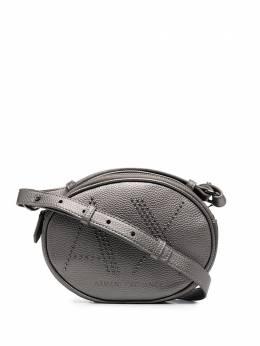 Armani Exchange сумка-тоут с логотипом 942656CC284