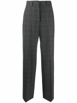 Essentiel Antwerp клетчатые брюки Waverly с завышенной талией WAVERLY