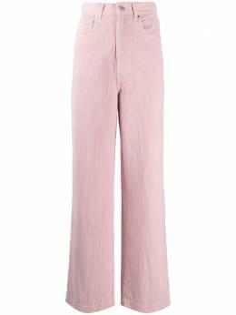 Essentiel Antwerp вельветовые брюки Whipped с завышенной талией WHIPPED