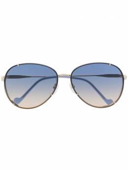 Liu Jo солнцезащитные очки-авиаторы LJ125S