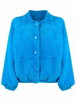 Essentiel Antwerp куртка из шерпы WES