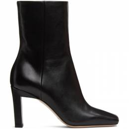 Wandler Black Isa Boots 20210-041204