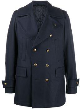 Gabriele Pasini двубортная куртка в стиле милитари G16346GGP16479