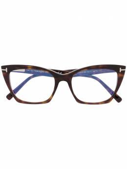 Tom Ford Eyewear очки в квадратной оправе FT5709B