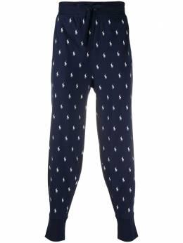 Polo Ralph Lauren брюки с логотипом 714735005