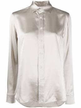 Polo Ralph Lauren атласная рубашка 211798122
