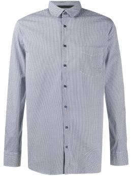 Boss by Hugo Boss футболка с геометричным узором 50414864