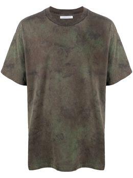 John Elliott футболка с короткими рукавами и выбеленным эффектом UNIVERSITYTEE