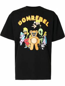 Domrebel футболка Humper Peace HUMPERPEACETSHIRT