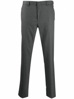 Boss by Hugo Boss узкие брюки строгого кроя 50420063