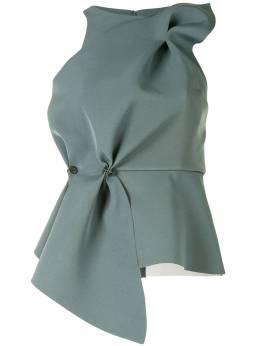 Rachel Gilbert блузка со сборками 20SSRG30205