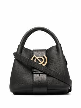 Zanellato сумка-тоут с логотипом ZA44PEL06415