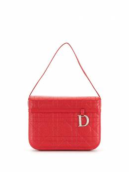 Christian Dior сумка Lady Dior Cannage pre-owned CM0077