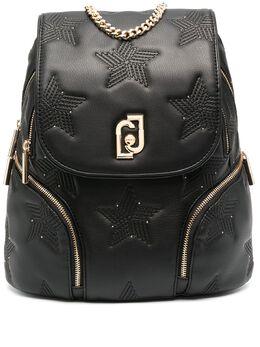 Liu Jo рюкзак с декоративной строчкой AF0139E0040