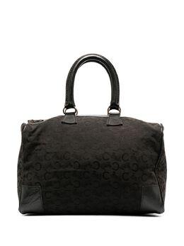 Celine Pre-Owned сумка-тоут с жаккардовым узором 130794