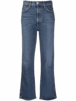 Agolde расклешенные джинсы с завышенной талией A0951255