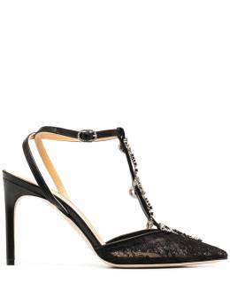 Giannico кружевные туфли Merry GI014990CP3019