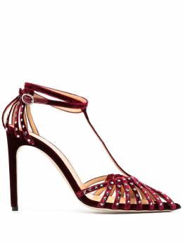 Giannico декорированные туфли Starry Eve GI013910CP2993