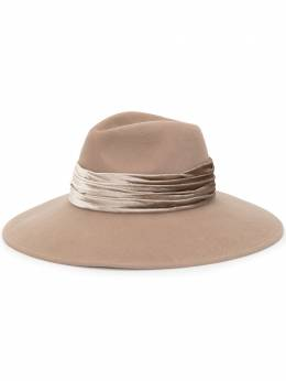 Eugenia Kim фетровая шляпа с лентой 28006020CS