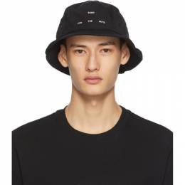 Song For The Mute Black New Era Edition Explorer Bucket Hat 202_NEHAT003_NYGBBLK