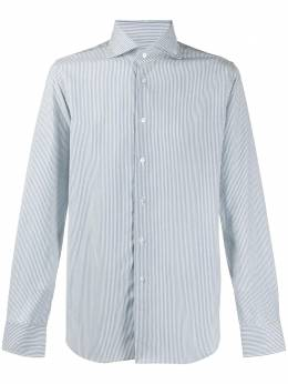 Xacus полосатая рубашка на пуговицах 221ML71148