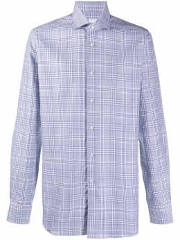 Xacus клетчатая рубашка на пуговицах 558ML71311