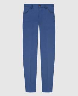 Синие брюки Stefano Ricci 2300004757725