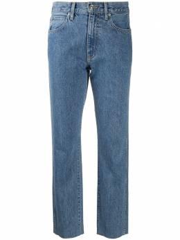 Slvrlake джинсы кроя слим Hero с завышенной талией HROJ707SPC