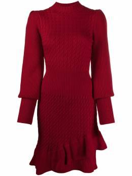Temperley London трикотажное платье Josephine 20WJOE53835