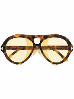 Tom Ford Eyewear солнцезащитные очки FT0882 Neughman