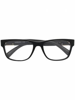Versace Eyewear очки в прямоугольной оправе VE3295