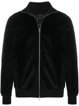 Maharishi бархатная куртка с вышивкой 6405