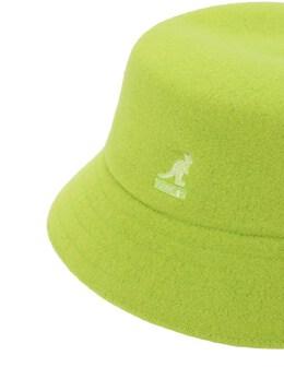 Lahinch Wool Blend Bucket Hat Kangol 70IWP8004-QklPIExJTUU1
