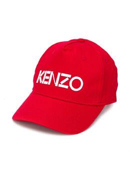 Kenzo Kids бейсболка с логотипом KR90528