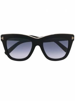 Tom Ford Eyewear солнцезащитные очки в квадратной оправе FT068501C