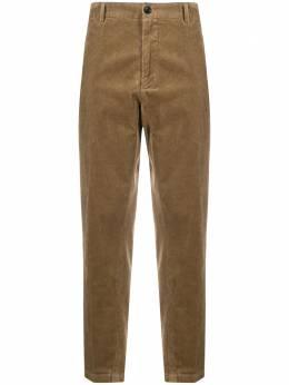Department 5 вельветовые брюки прямого кроя U21P24F2148