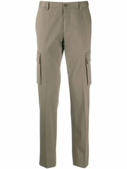 Corneliani брюки кроя слим 864L020818550