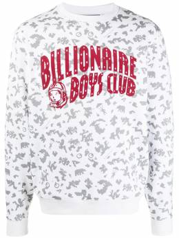 Billionaire Boys Club свитер Arch с логотипом B20434