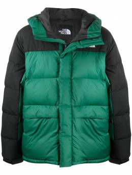 The North Face пуховик в двух тонах NF0A4QYXNL1