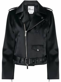 Comme Des Garcons Noir Kei Ninomiya байкерская куртка 3FJ012051
